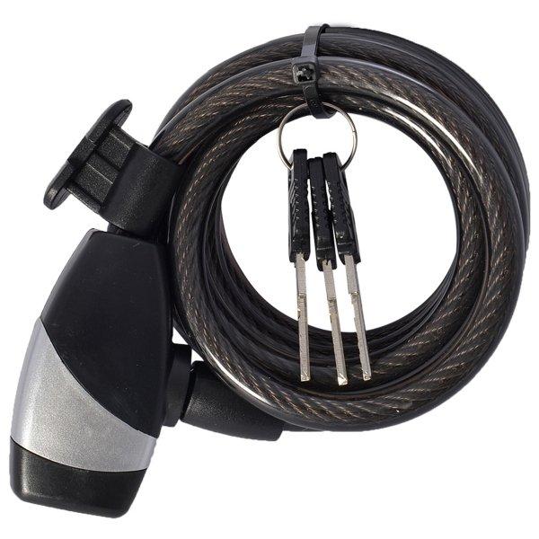 OXC Kabellås KeyCoil 10x1800mm | Combo Lock