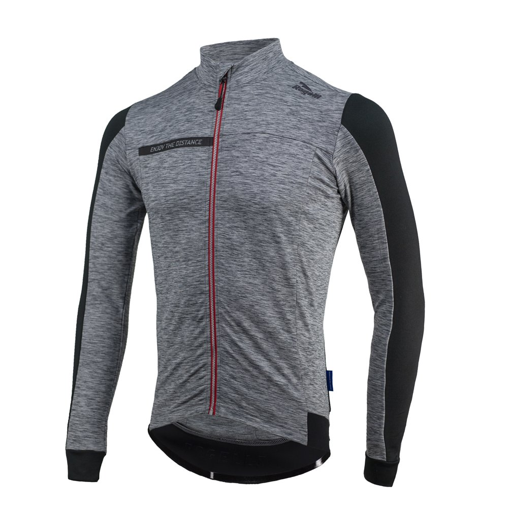 Rogelli Aquabloc trøje grå/sort | Trøjer