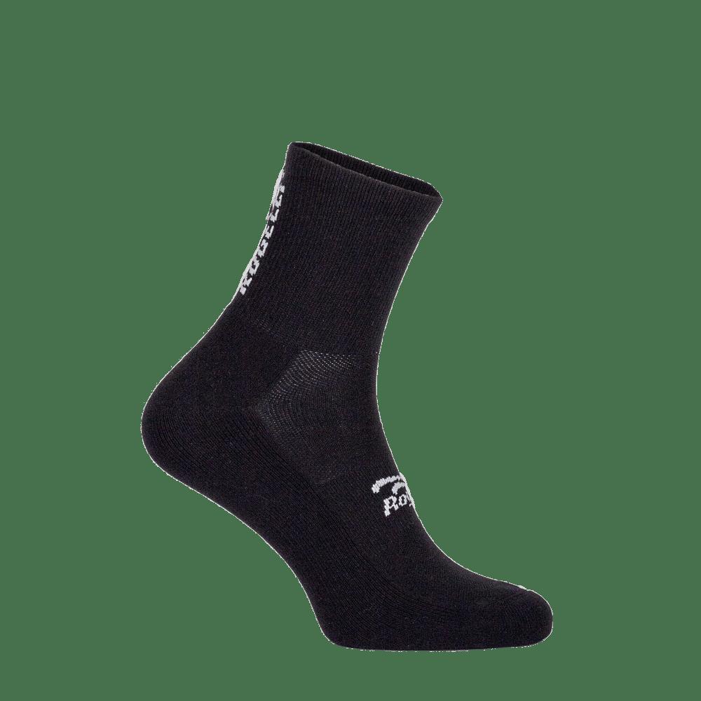 2 pak Coolmax cykelstrømper sort Rogelli - 59,00 | Socks