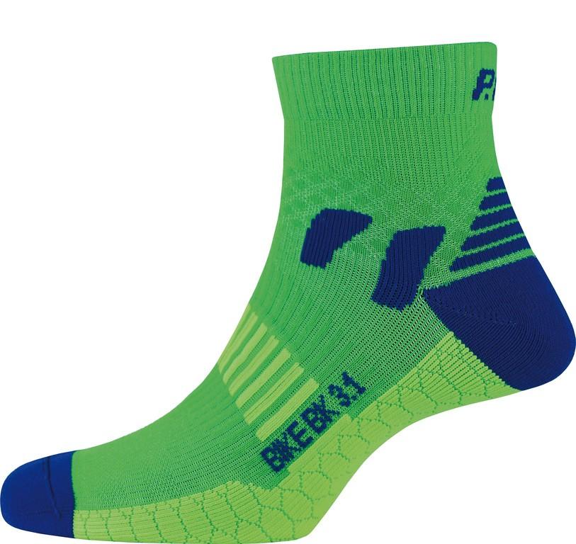 Socks P.A.C. Bike Cool BK 3.1men neon green sz.40-43 | Socks