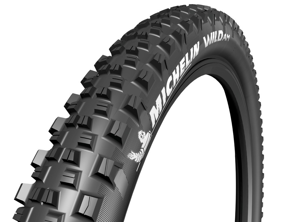Tyres Michelin Wild AM Competition fb.27.5 27.5x2.80 71-584 blk TLR GUM X | Tyres