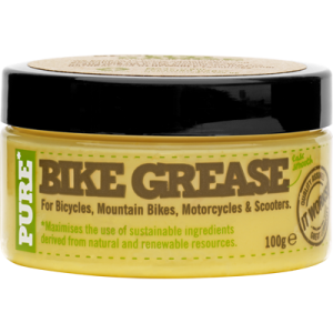 Pure Bike Grease 100 g 100% Naturligt cykelfedt