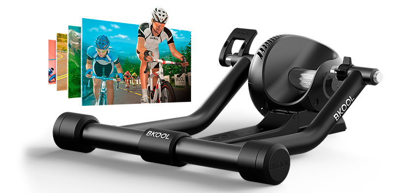 BKool Smart Pro Hometrainer 2017 model
