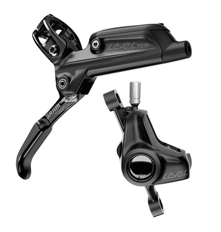 disc brake Sram Level TLM hydr.rear,black,cable 1800mm | Brake pads