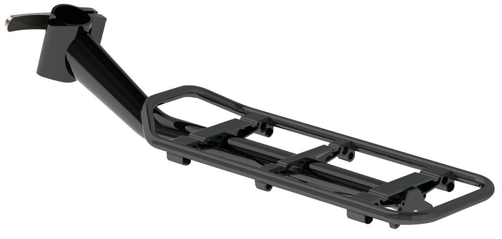 seatpost luggage rack Racktime Clipitblack, ca. 650g | Rear rack
