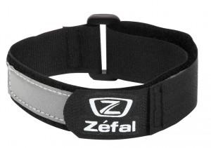 Zefal buksebånd med refleks i sort |